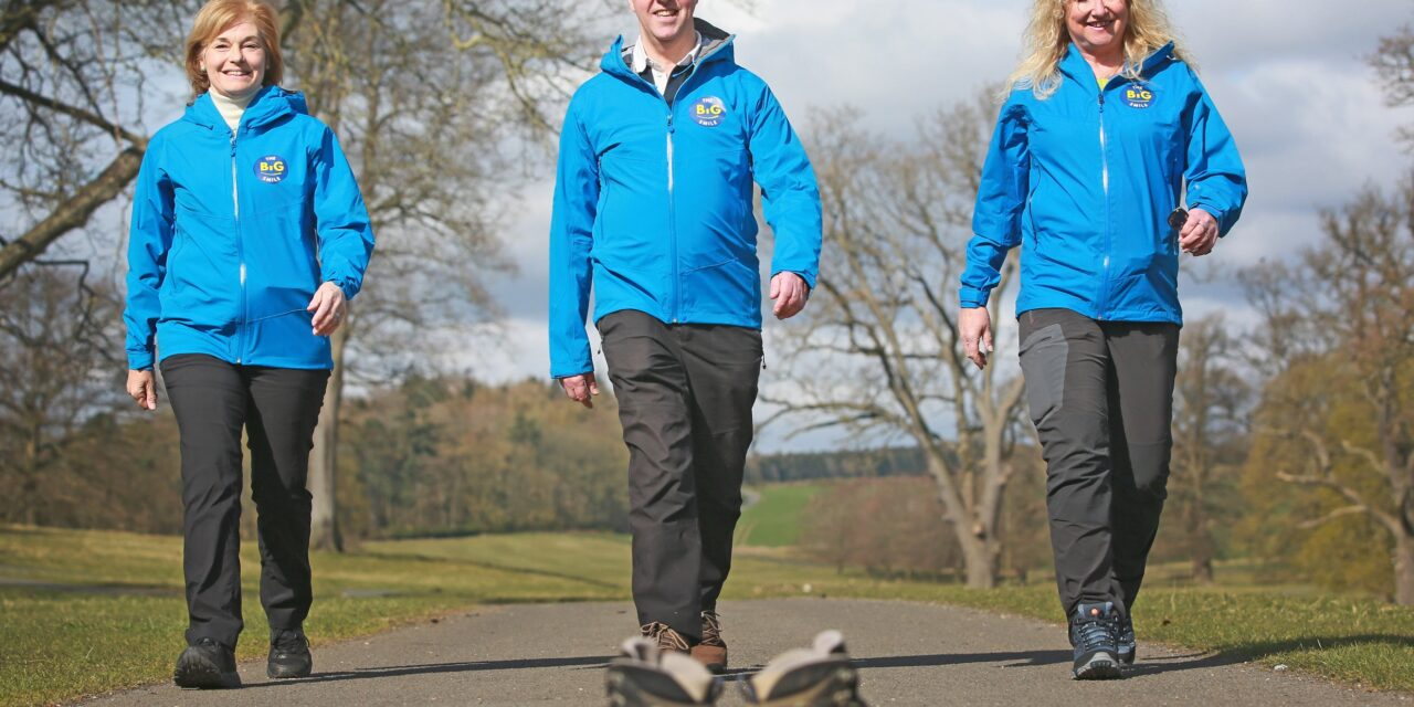 Businesses urged to support walking campaign launched by charity