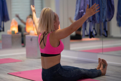 CELEBRATE HEALTH & FITNESS ADDS YOGA PRACTICES TO ITS CORPORATE PHYSICAL FITNESS SERVICES