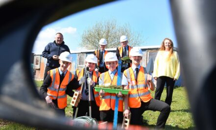 Donation sparks school cabin 'SOS' project