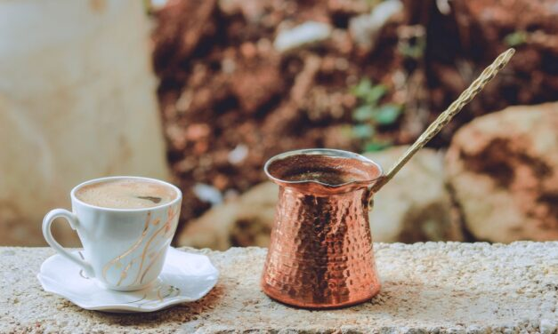 A Step By Step Guide to Make Amazing Turkish Coffee