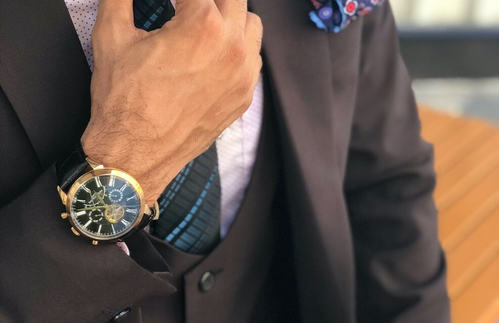 5 Rules for Men   How to Dress Well