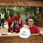Young imaginations to run wild in new forest classroom