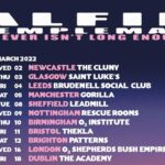 ALFIE TEMPLEMAN ANNOUNCES SPRING 2022 HEADLINE TOUR