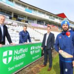 Durham Cricket is delighted to announce that Nuffield Health Tees Hospital in Stockton have become the Club's official healthcare partner in a two-year deal