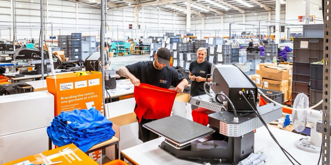 Workwear Express Creates 100 Jobs in the North East