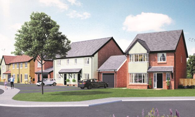 Plans submitted for 100 new homes in Middleton St George