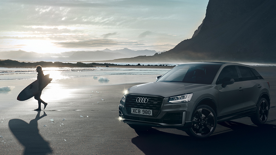 Audi All-in: the one-stop-shop Service Plan