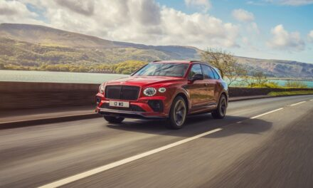 Bentayga S – The most sporting of Bentaygas