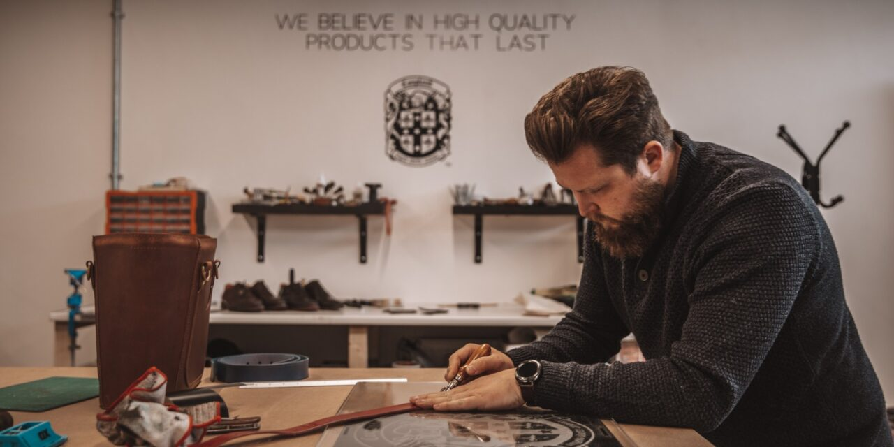 The sky is the limit for North East leather business