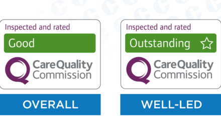 """Connect Health achieves """"outstanding"""" CQC rating in well led category and """"good"""" overall"""