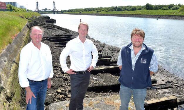 PD Ports announces charity partnership with Tees River Trust