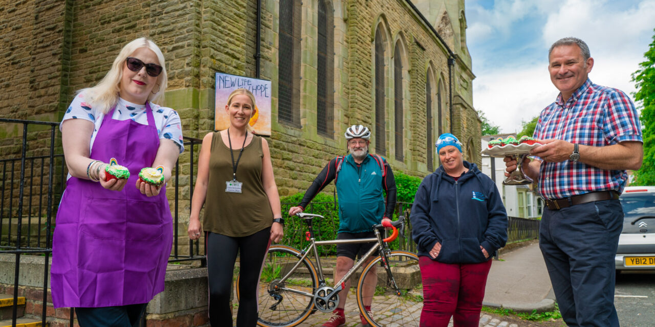 Waddington Street Centre serves up fundraising plans to hit £40,000 target in its 40th anniversary year