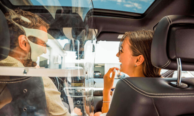 Driver Bubble™ and Addison Lee partner to install new safety screens across its Executive fleet
