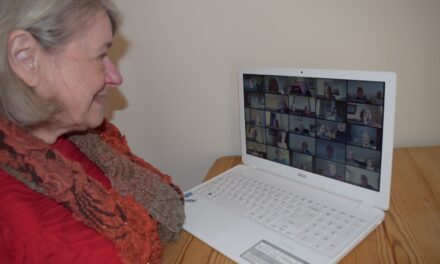CELEBRATING U3A DAY BY LOOKING AHEAD TO A BRIGHTER FUTURE