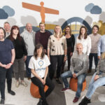 GROWING TECH TEAM MOVES INTO ITS FIRST OFFICE