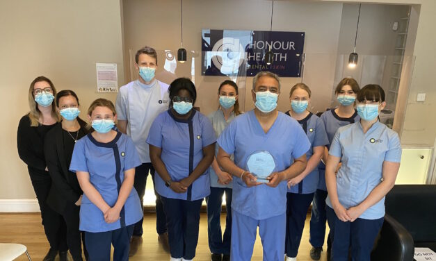 North East dental group crowned Team of the Year