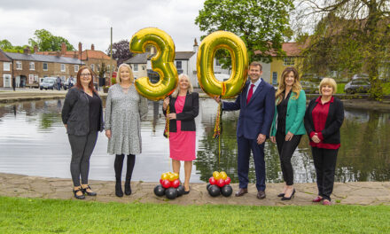 30 gifts in 30 days for Teesside estate agency's birthday