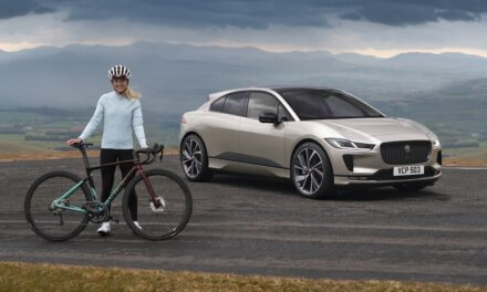 aguar I-PACE completes Everesting Challenge on a single charge with Olympic cycling ace at the wheel