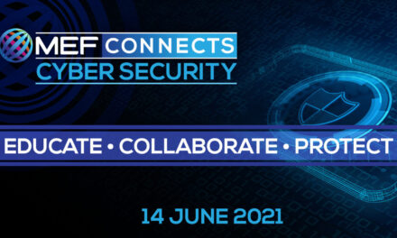 MEF CONNECTS Cyber Security conference, online on 14th June 2021