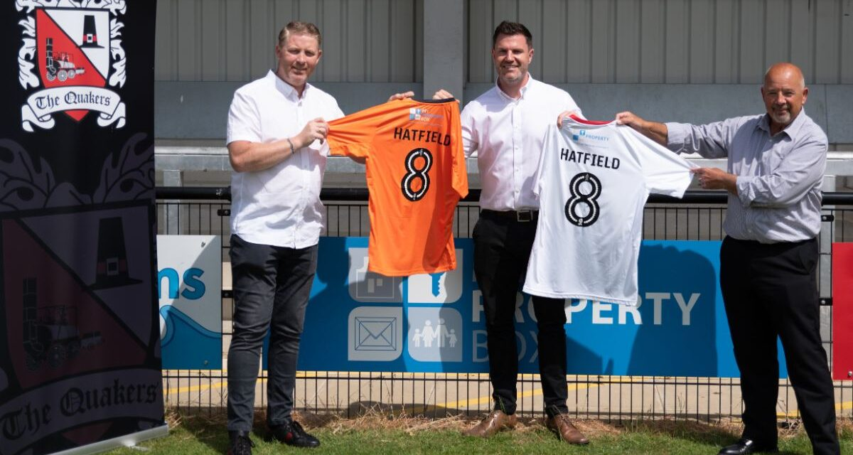 My Property Box announced as Quakers' latest signing