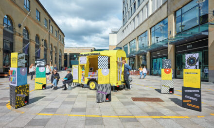 Touring pop-up challenging Brits on meat intake arrives in Newcastle