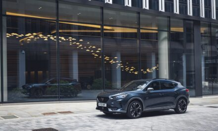 CUPRA Formentor e-HYBRID 204PS delivers outstanding TCO for fleets