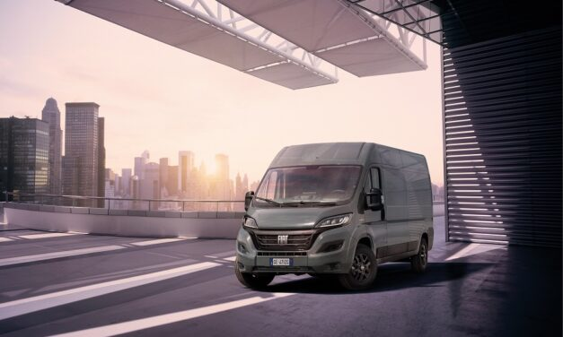 Fiat Professional opens orders for the New Ducato
