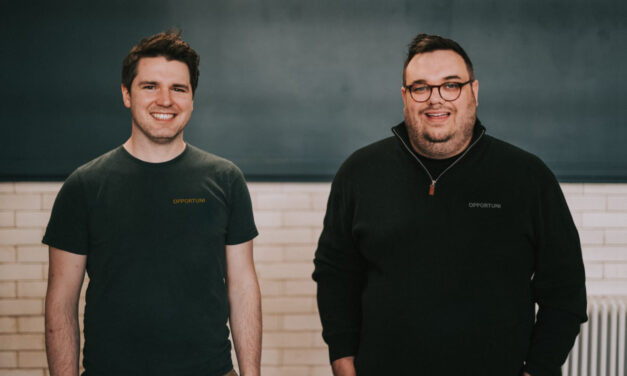 Tech start-up secures over £50m of contracts for small businesses