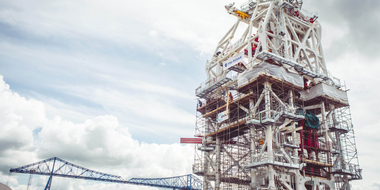 Osbit reaches key milestone in the build of FTAI Ocean's Smart Tower System