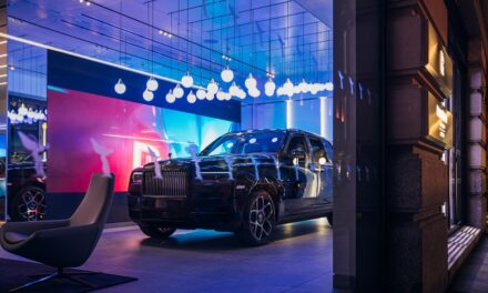 Inside the new world of luxury: Rolls-Royce presents first film of new showroom visual identity