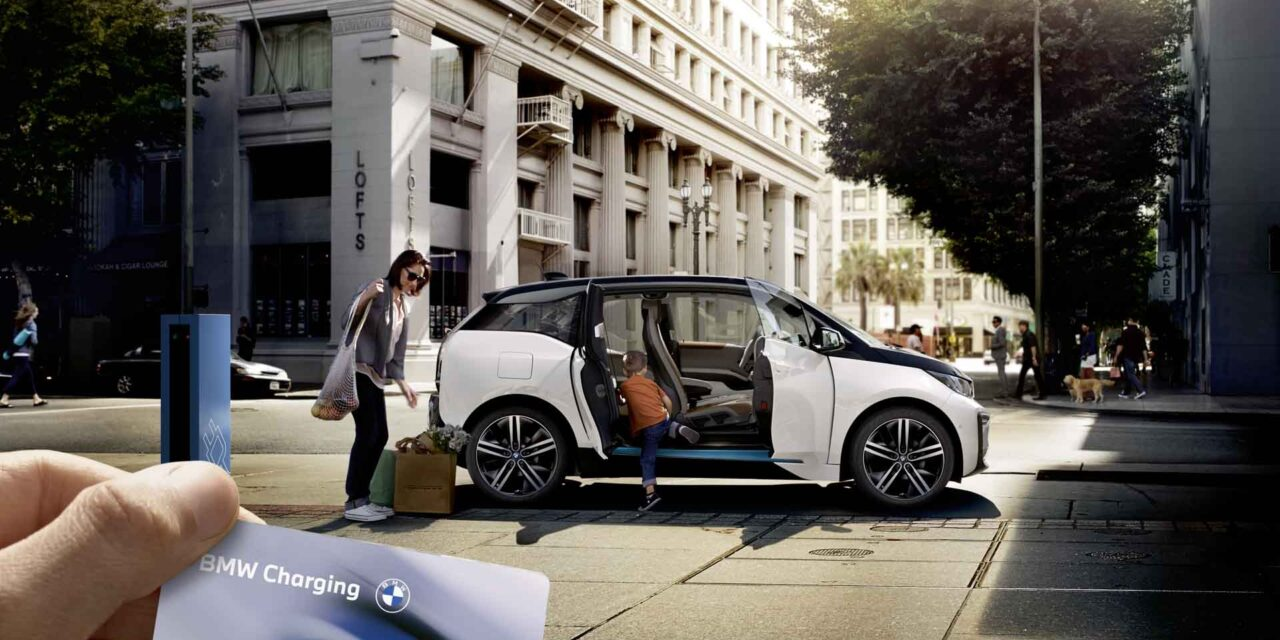 BMW Group launches BMW Charging and MINI Charging in the UK