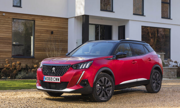 Peugeot 2008, anything but standard