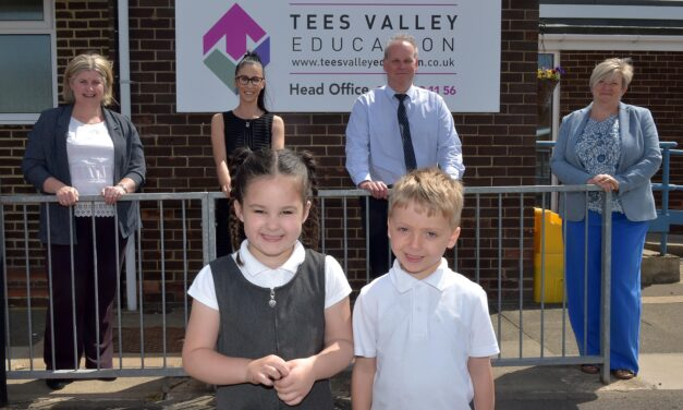 PD Ports joins forces with Tees Valley Education Trust to 'level up' learning opportunities for Teesside children