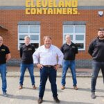 Promotions stack up after container firm's success