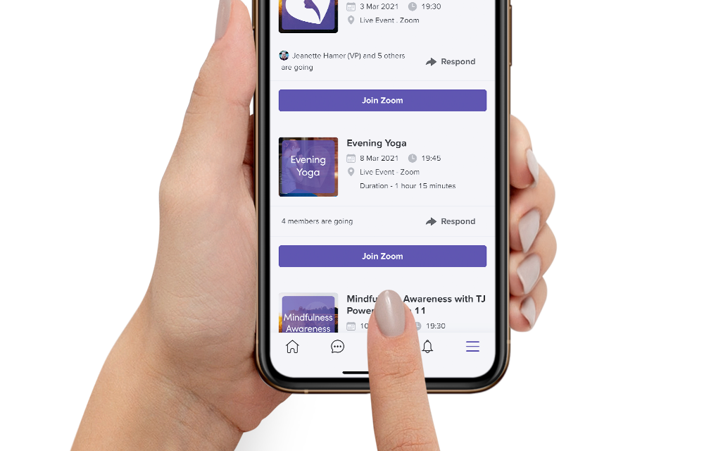 Victoria's Promise launches App supporting women with cancer and their families