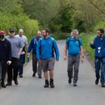 Charities team up to support each other through the power of walking