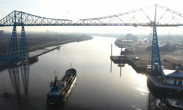 PD Ports unveils new digital platform to promote the River Tees and boost international competitiveness