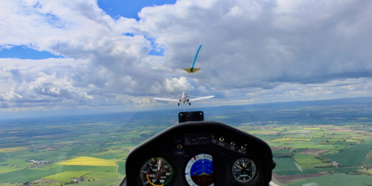 Students' ambition flying high