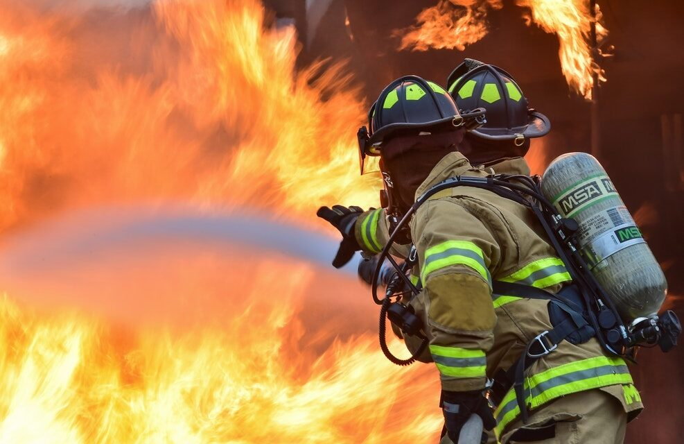 What to Do if Your Business Has a Fire