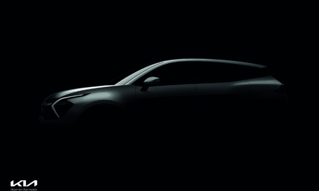 Kia teases first images of all-new Sportage