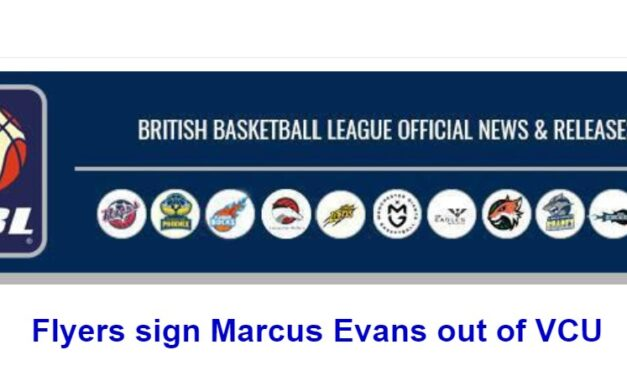 Flyers sign Marcus Evans out of VCU