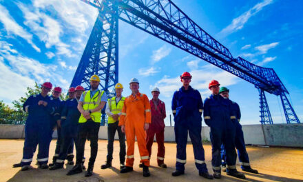 Wilton Engineering keep a number of Hartlepool College's apprentices in work