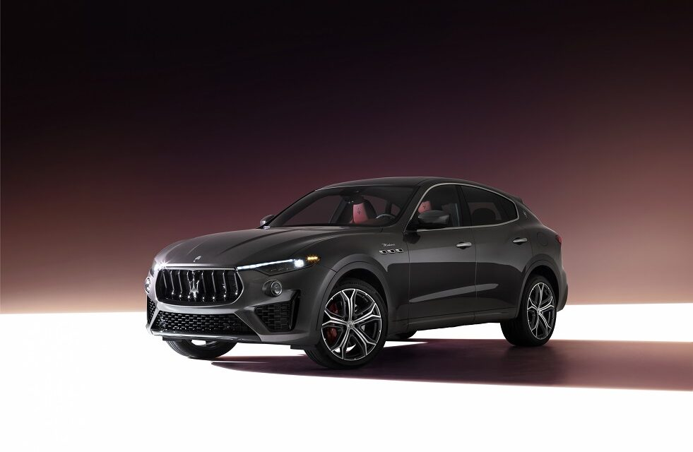 Maserati introduces three new trims, GT, Modena and Trofeo – available for Ghibli, Quattroporte and Levante