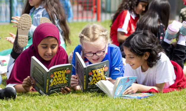 School booknic events hosted by Teesside Park to inspire children to read