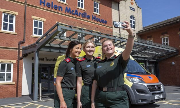 Class of 2021: Meet the new lifesavers ready to hit the North East frontline
