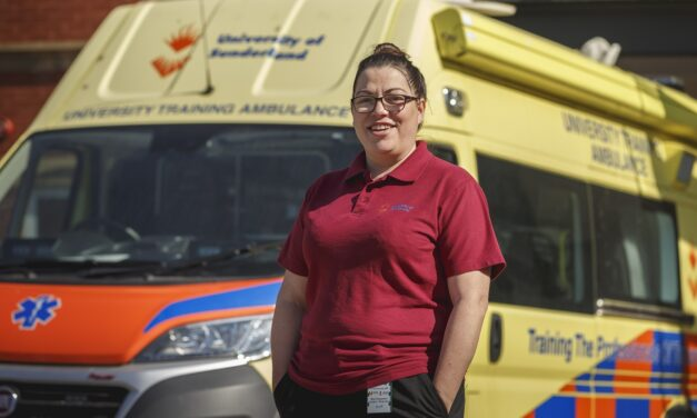 From life in the Army to saving lives on the NHS frontline