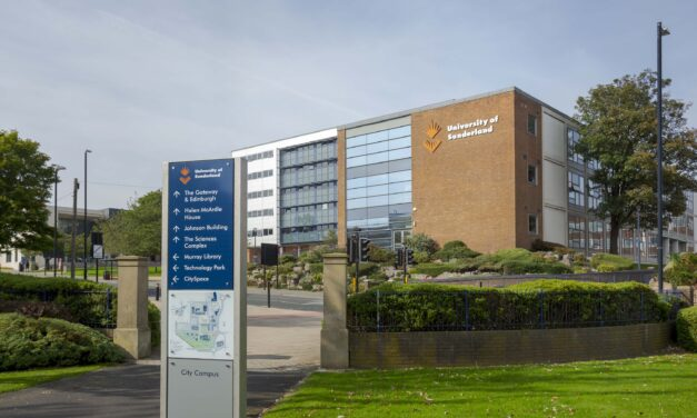 University bags silver award for online open days