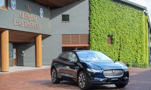 Jaguar UK renews its partnership with The Championships, Wimbledon for a further five years