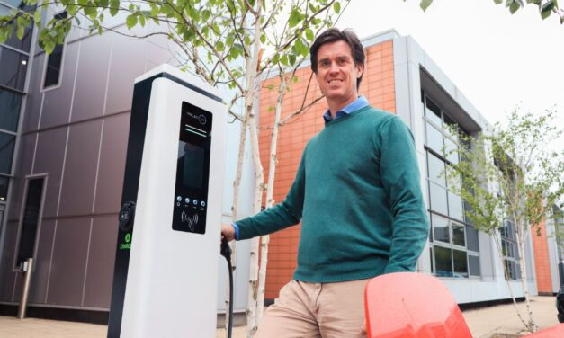 CMS launches new EV charging station installation service