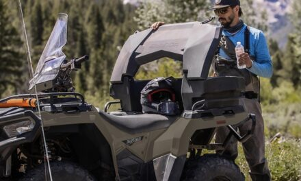 All-new accessories for the 2021 Polaris Sportsman 570 line-u